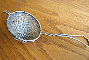Vintage German Tea Strainer