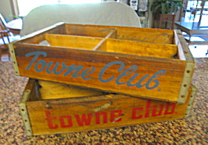 Towne Club Vintage Pop Carriers
