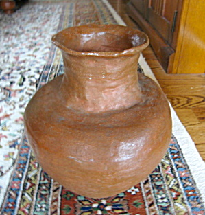 Large Hand Thrown Vase