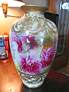 Large Antique Porcelain Vase Nippon?