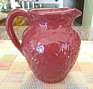 Art Pottery Vintage Pitcher