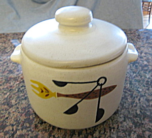 West Bend Bean Pot Vintage