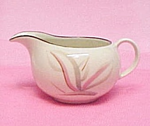 Winfield China Dragon Flower Creamer California Pottery