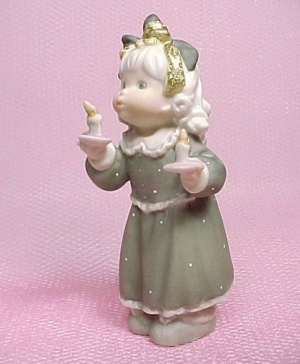 Kim Anderson Enesco 1997 Figurine You Light Up My Life