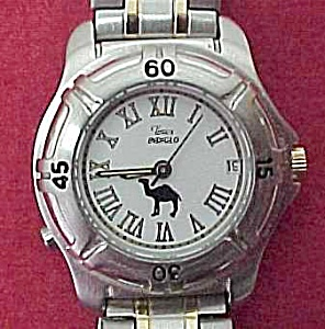 Camel Cigarette Wrist Watch Advertising 1990s Premium