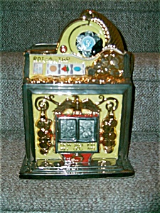 Bailey Watling Slot Machine Cookie Jar