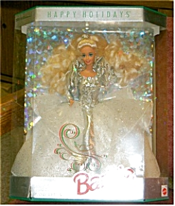 Barbie Happy Holidays 1992