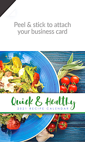 2017 Healthy Recipe Magnetic Calendars
