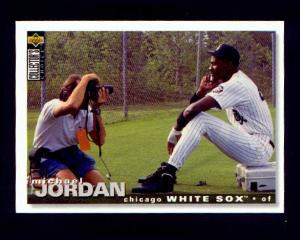 1995 Upper Deck Baseball Card