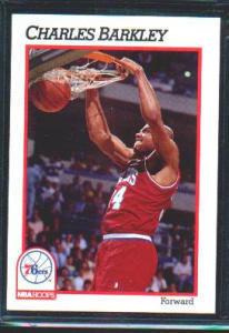 1991 Nba Hoops Card