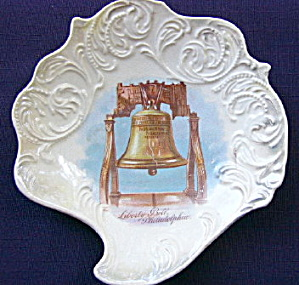 Liberty Bell Plate / Pin Tray