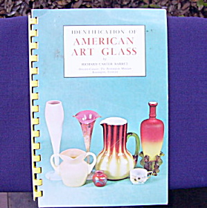 Identification Of American Art Glass
