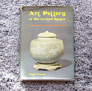 Art Pottery Of The United States Book