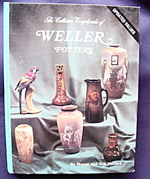 Weller Pottery Book