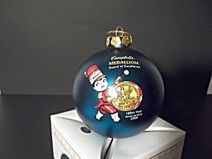 2000 Campbell Kids Collector's Ornament