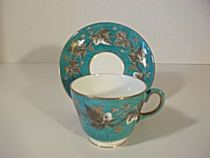 Vintage Wedgwood Teacup And Saucer