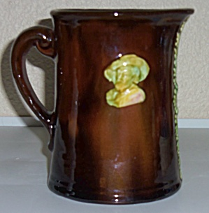 Weller Pottery Dickens Ware Pitcher