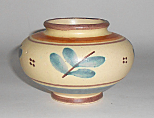 Weller Pottery Bonito Bulbous Art Vase Mint