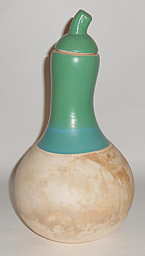 Weller Pottery Ollas Water Bottle/jug W/cap