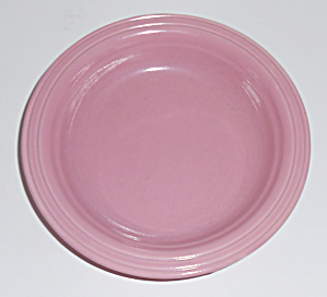 Coors Pottery Mello-tone Pink Fruit Bowl Mint