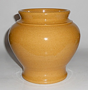 Bauer Pottery Matt Carlton Very Rare Yellow Ware Jar