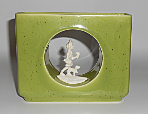 Howard Pierce Porcelain Art Pottery Claremont Cameo