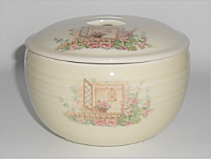 Coors Pottery Porcelain Open Window Small Pudding Bowl