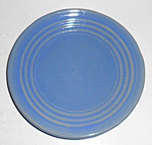 Bauer Pottery Ring Ware Delph Bread Plate Mint