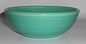 Bauer Pottery Ring Ware Jade #5 Nappy