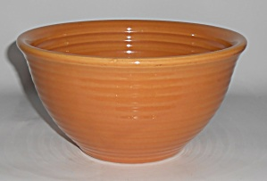 Bauer Pottery Ring Ware #18 Inside Ring Pumpkin Mixing