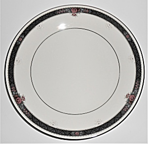Noritake Ivory China Porcelain Etienne Dinner Plate