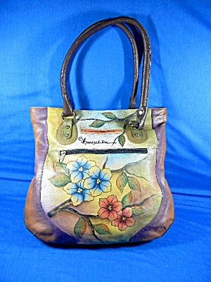 Anuschka Large Tote With Dust Bag