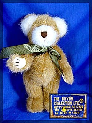 1990 - 99 The Boyds Collection Jointed Teddy Bear