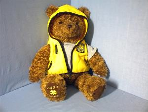 Gund Wish Bear Luck - 2000