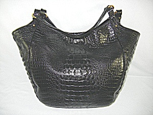 Bag Brahmin Melbourne Hobo Black