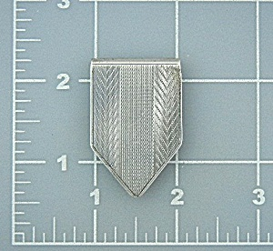 Money Clip Sterling Silver England Hallmarked