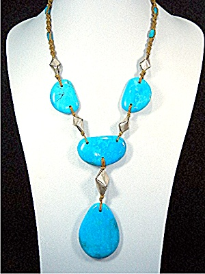 Kingman Turquoise Sterling Silver Silver Creations Gund