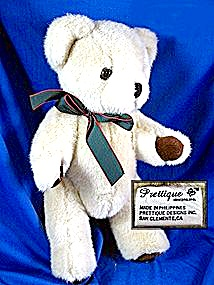 Plush Teddy Bear - Prettique -