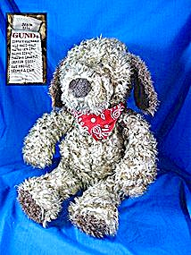 Gund Stuffed Dog, Named Jed, 5356