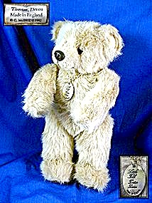 English Teddy Bear - 1982 - Little Folk Tiverton, Devon