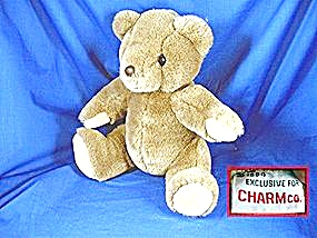 1984 Teddy Bear - Charm
