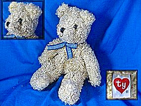 Ty Golden 11 Inch Plush Teddy Bear