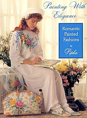 Painting With Elegance Romantic Painted Fashions