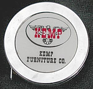 Kemp Furniture Co. Tape Measure