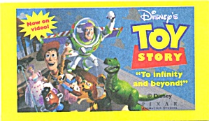 Toy Story Flip Book