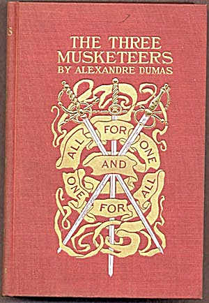 The Three Musketeers 2 Volume Set