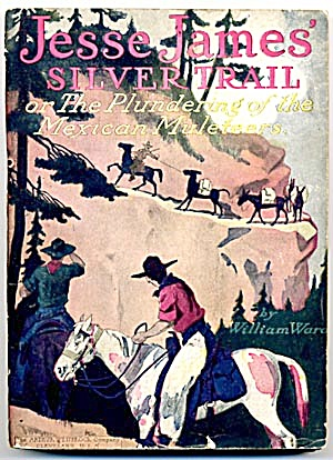 Jesse James' Silver Trail