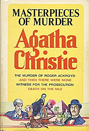 Masterpieces Of Murder Agatha Christie