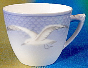 Bing & Grondahl Seagull Cup & Saucer Set Of 8