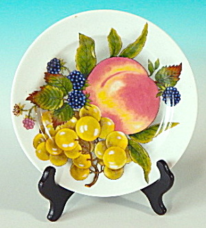 Vintage Limoges France Fruit Plate